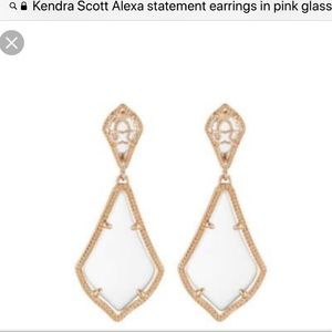 Kendra Scott Alexa Statement Earrings